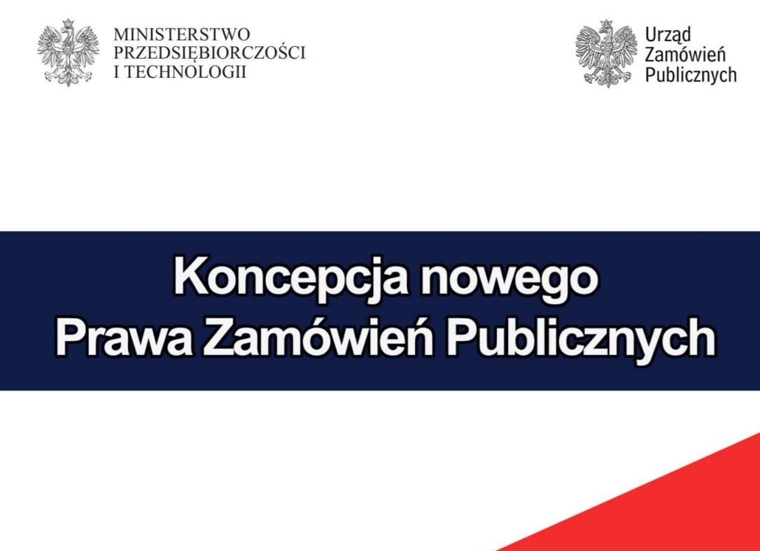Zgłosiliśmy uwagi do koncepcji nowego Prawa Zamówień Publicznych