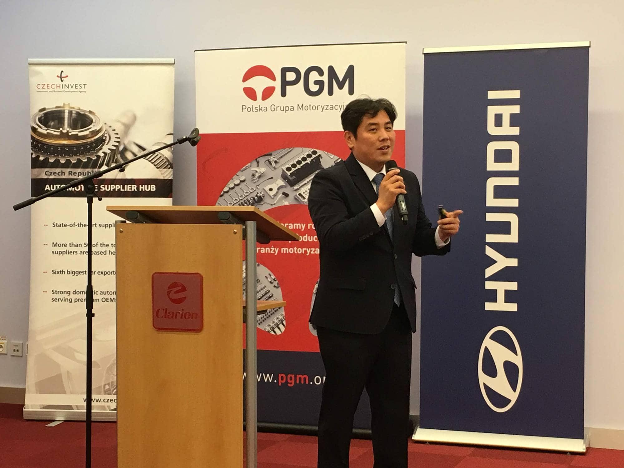 Polscy dostawcy bliżej współpracy z Hyundai i KIA