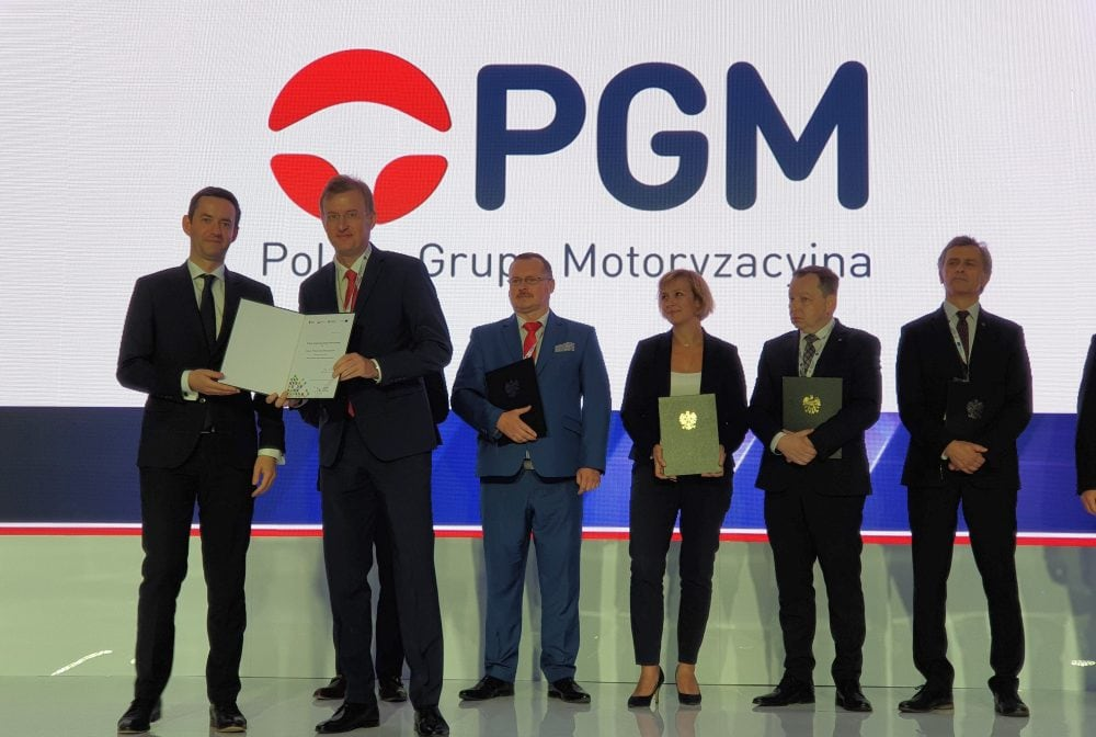Polish Automotive Group with the status of a National Key Cluster