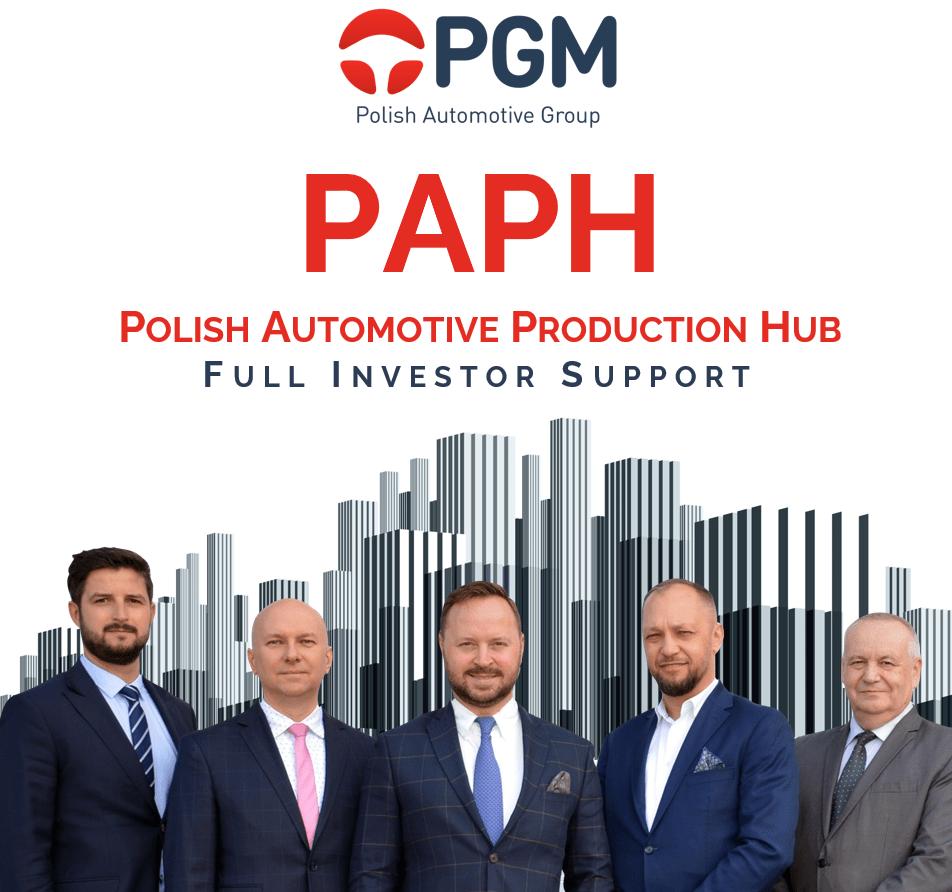 Polish Automotive Suppliers Associated in PGM Launch Polish Automotive Production Hub