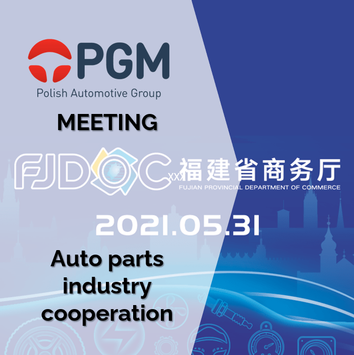 Fujian-China, Russia, Poland, Hungary – auto parts industry cooperation meeting